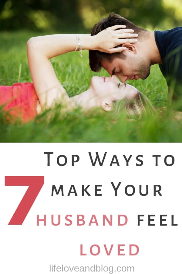 7 Fun and Easy Ways to Show Your Husband Love - Life Love